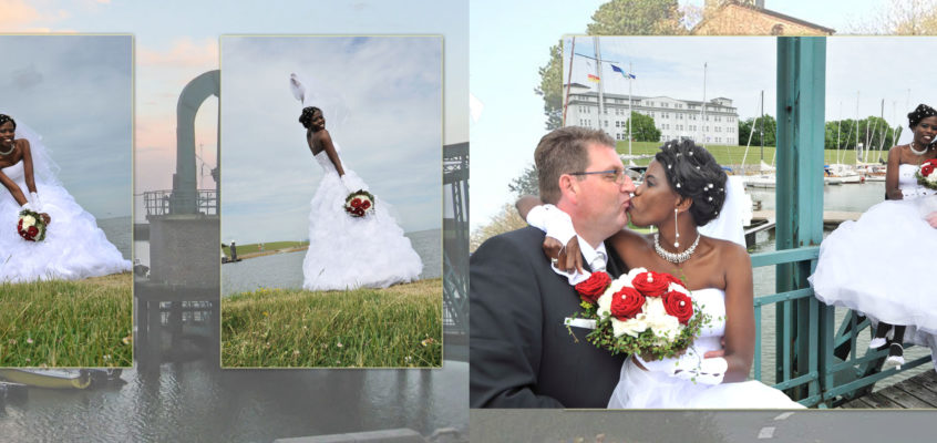 Die Hochzeit von Stella und Ralf