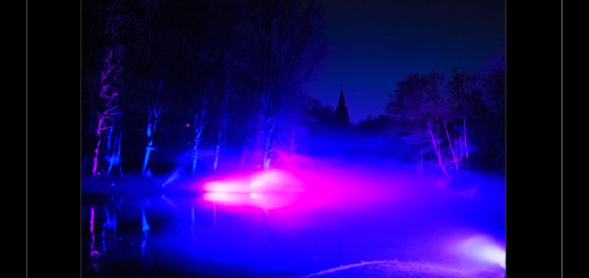Wihelmshaven leuchtet